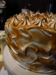 Smore Cake Close