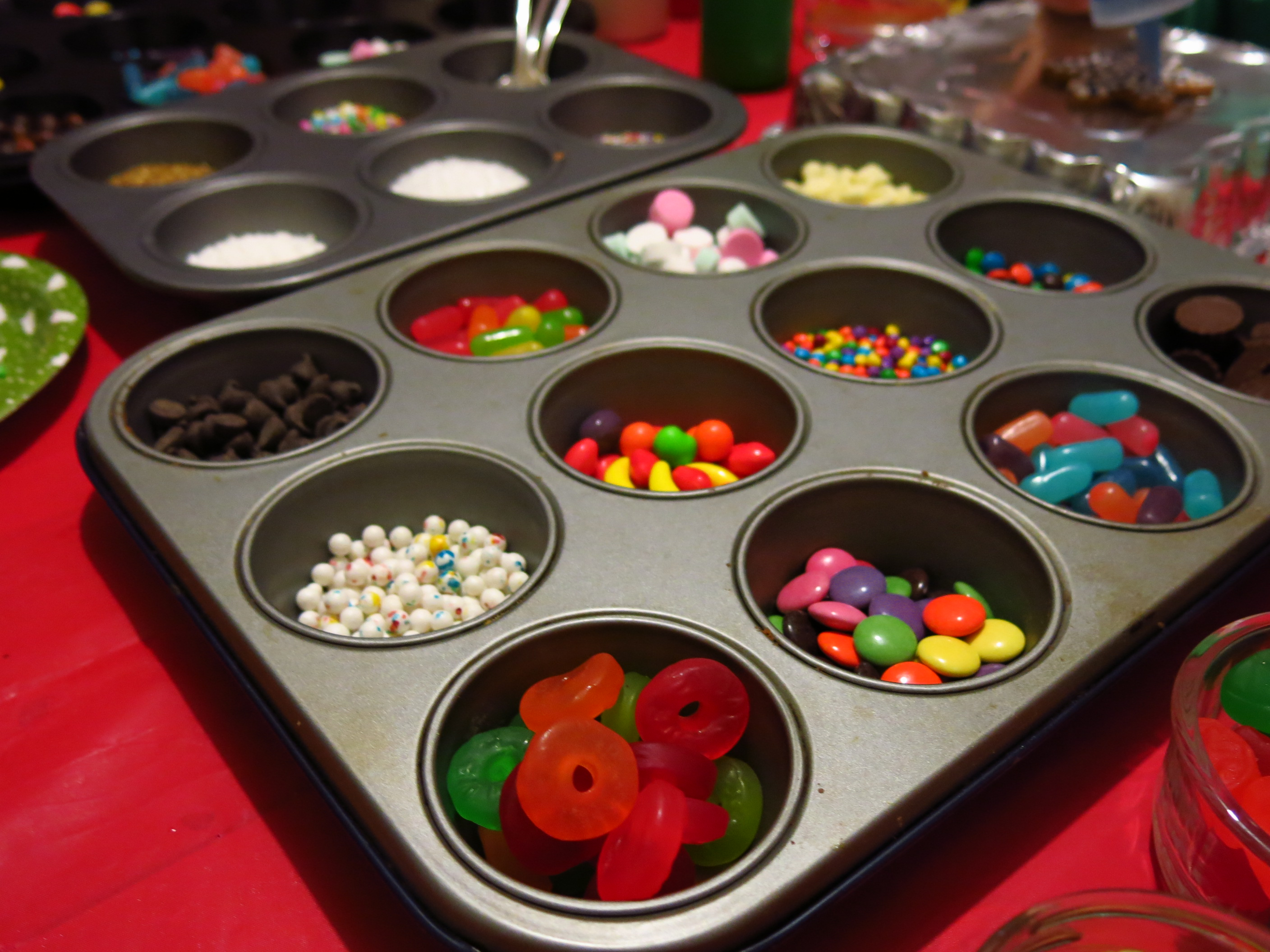 Cookie decorating party ideas - Cookie Decorating Candies