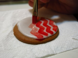 Cookie Decorating_Leanne Painting