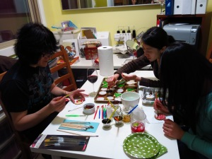 Cookie Decorating_Painters