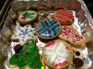 Cookie Decorating_Leanne cookies
