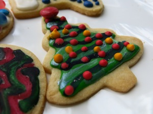 Cookie Decorating_BA Tree