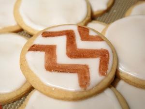 Painted  Sugar Cookie