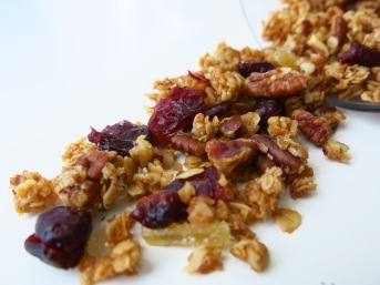 Brown Butter Pecan Granola