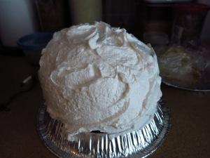 Baked Alaska Meringue