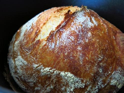 Jim Lahey No Knead Bread