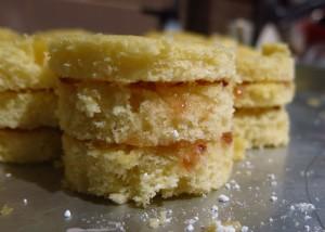 Unglazed Mini Cake