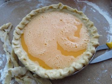 Egg Tart Unbaked