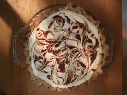 Swirled Pie